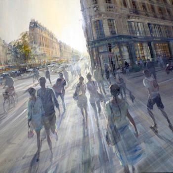 Kerdalo-artiste-peinture-toile-paris