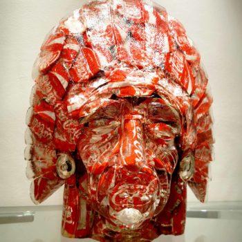 alben-sculpture-indien-coca-cola-inclusion-résine