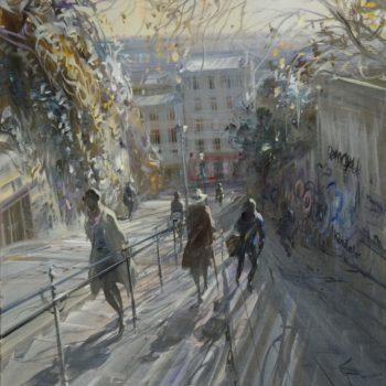 kerdalo-artiste-peinture-paris-montmartre
