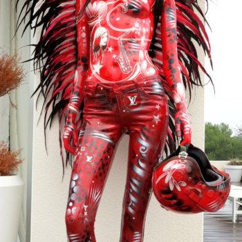 david-cintract-artiste-pop-libre-mannequin-sculpture-pop-art