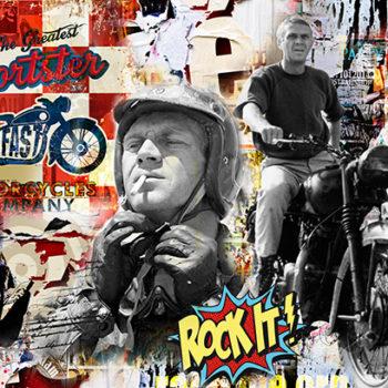 Steve-Mc-Queen-Fabien-Novarino-tableau-pop-art