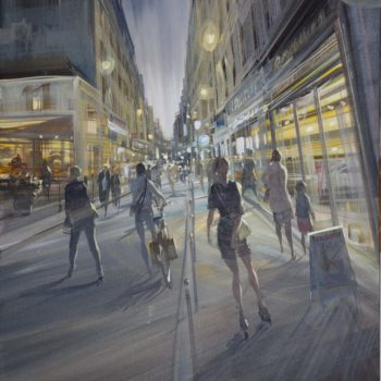 kerdalo artiste peinture tableau-paris