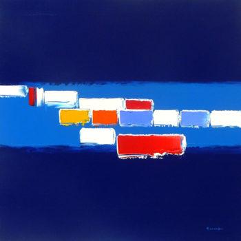 fontdeville toile peinture abstraite nicolas de stael