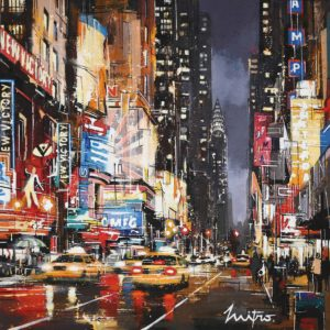 mitro-toile-peinture- new-york
