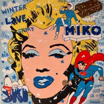 Johane8-toile-peinture-street-art-pop-art-artiste-marilyn