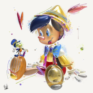 boutet-pinocchio-tableau digitale