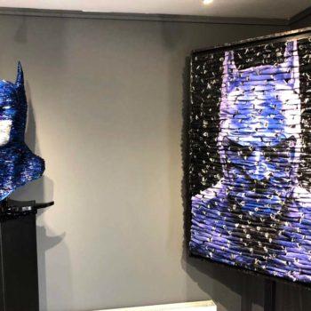 Alfredo-Longo-canette-récupération- Transform'ArtKompress -batman