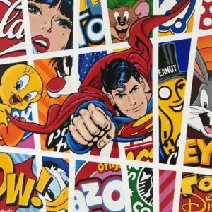 boudro-peinture-tableau-comics