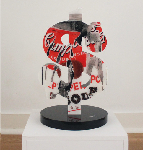 aaron-artiste-icone-dollar-sculpture-campbell