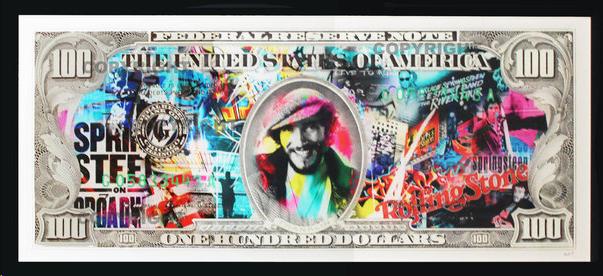 aaron-artiste-icone-dollar-sculpture-dollar