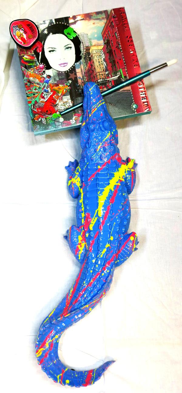 mr-live-crocodile-sculpture-résine-cintract