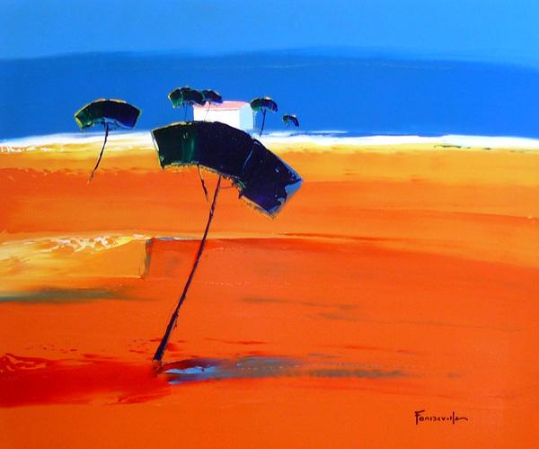 fontdeville-toile-peinture-abstraite-nicolas-de-stael-provence