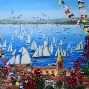 Charlotte-Lachapelle-toile-peinture-art-naif