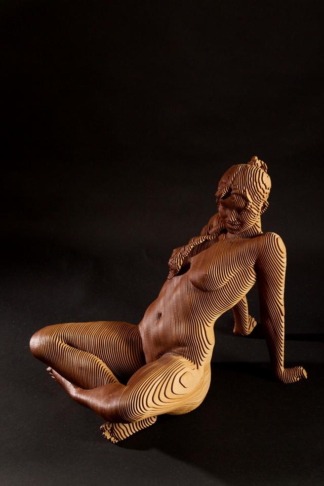 duhamel-sculpture-lamellé-collée-bois-plexiglas