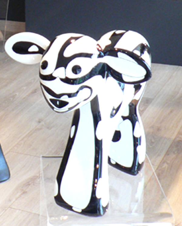 bastoni-sculpture-résine-sculptur