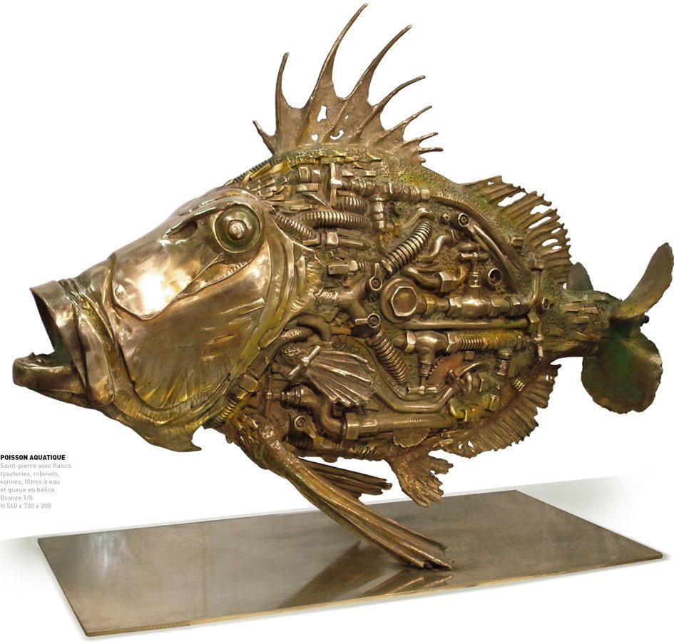 bronze-benenati-poisson-mécanique