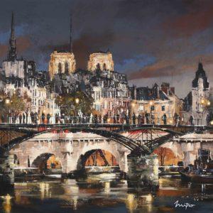 mitro-toile-artiste-peinture-paris-pont-des-arts