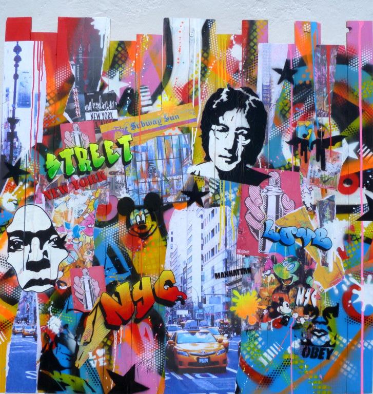 moga-artiste-bombe-aérosol- palissade-john-lennon