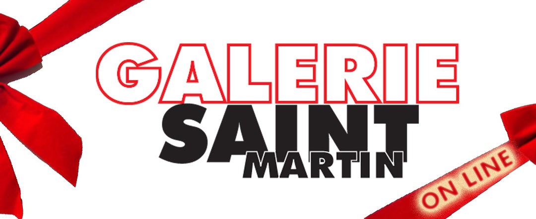 The Gallery Saint Martin site gets a makeover