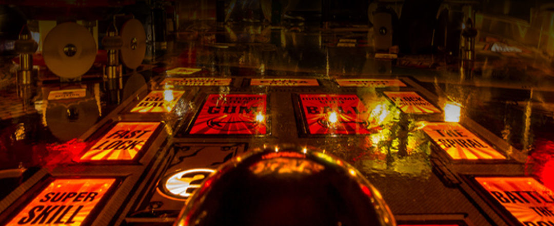 The come back of the pinball