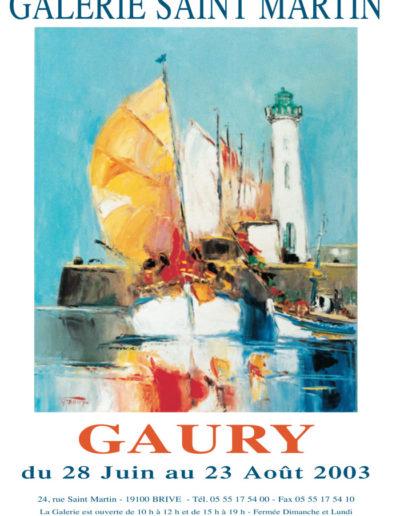 GAURY