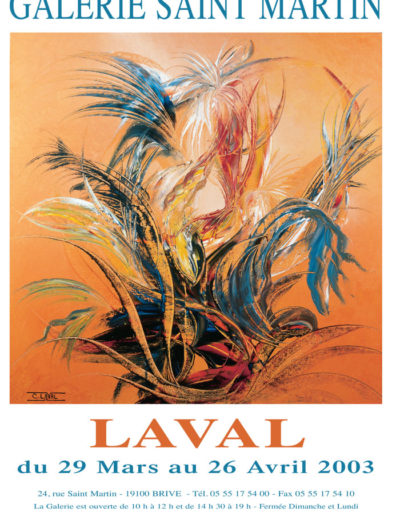 LAVAL-2003