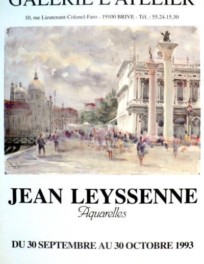 LEYSSENNE