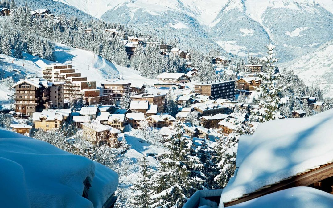 Grand Opening of Gallery Saint Martin in Courchevel 1850