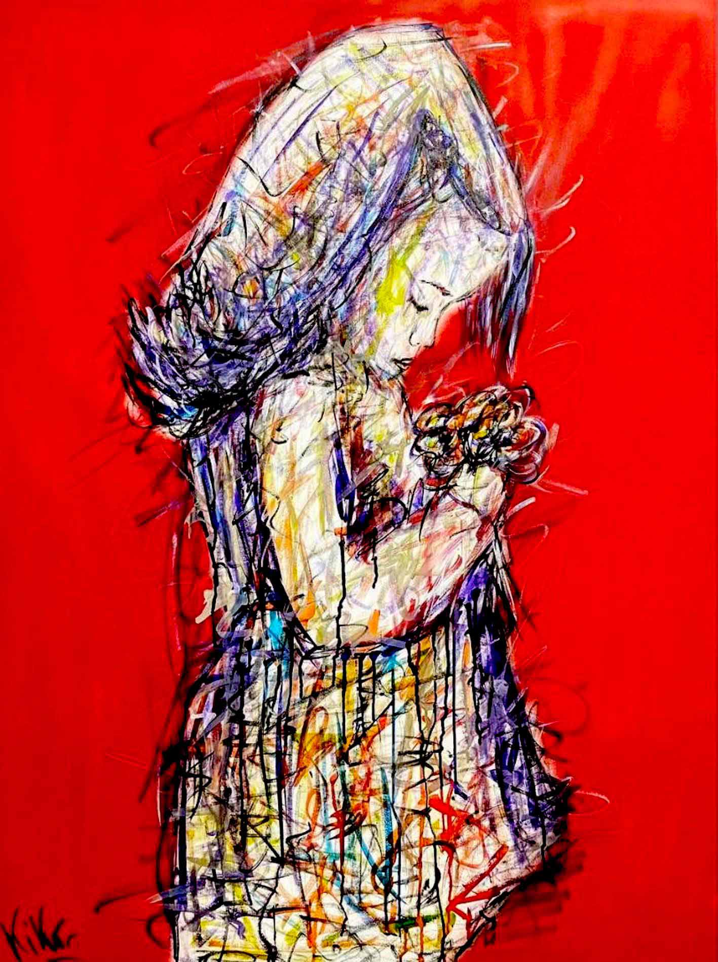 Kiko - French artist- Pop art - french Street artist - Galerie Pertaining To Auc Mikawa Kiko